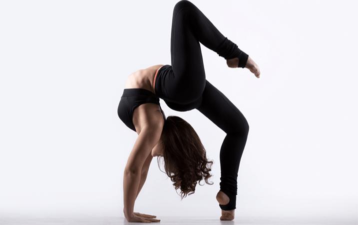Flexibilidade obtida com a massagem